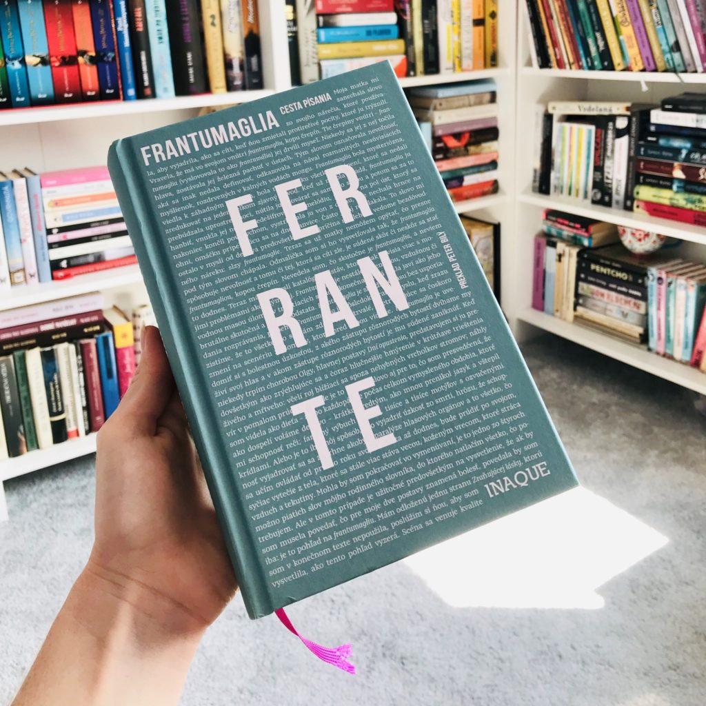Frantumaglia kniha