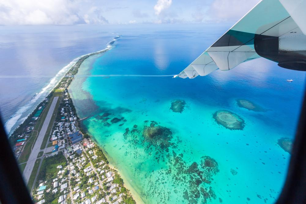 ostrov Tuvalu