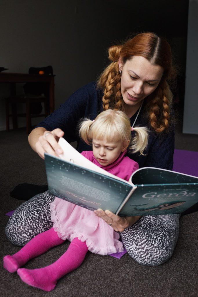 čítanie o veľrybe Gerde od Adriana Macha