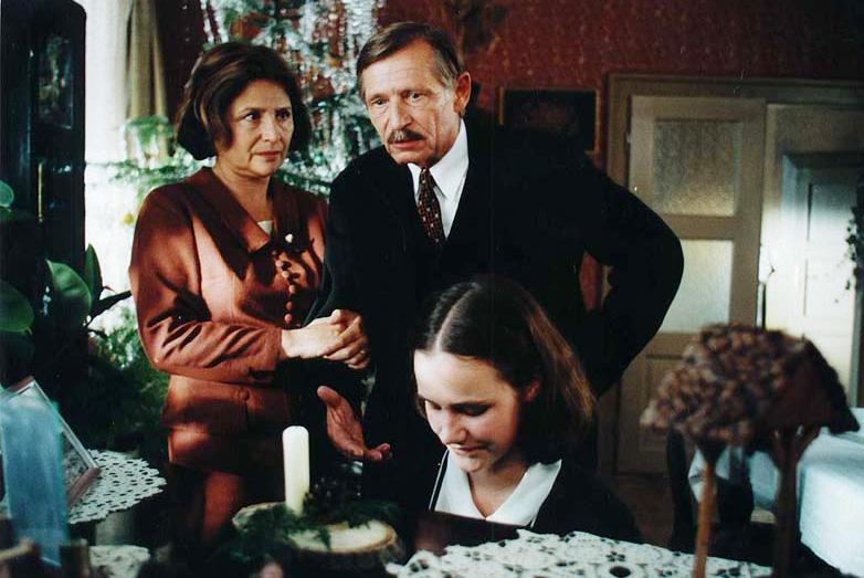 Záber z filmu Pelíšky