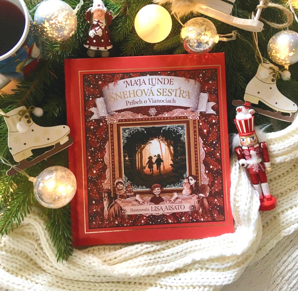 Vianočná kniha Snehová sestra