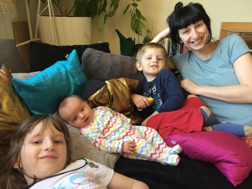 Markine tri deti
