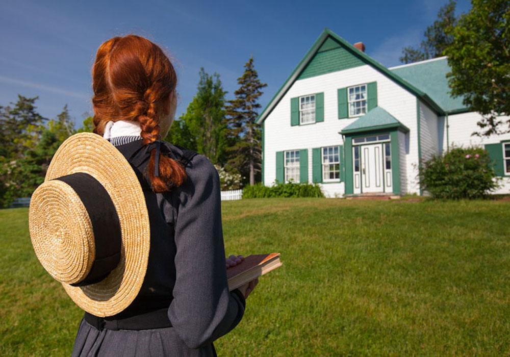Legendárny dom inšpirovaný Lucy Maud Montgomery v Kanade