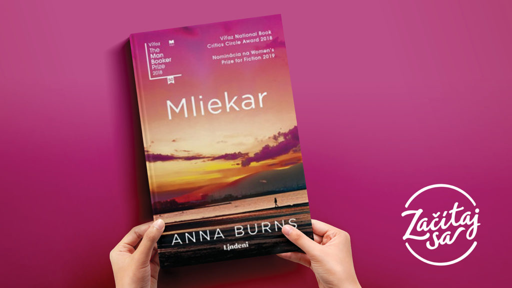 Anna Burns: Mliekar