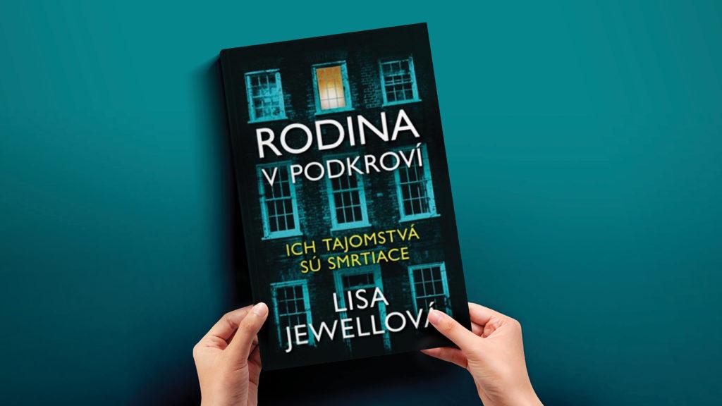 bestseller Rodina v podkroví Lisa Jewelová kniha