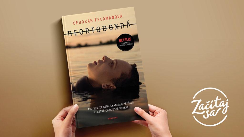 Deborah Feldman Unorthodox Neortodoxná