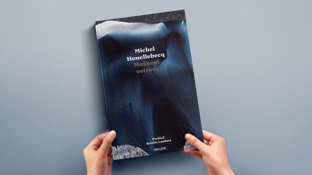 Kniha Možnosti ostrova od Michela Houellebecqa