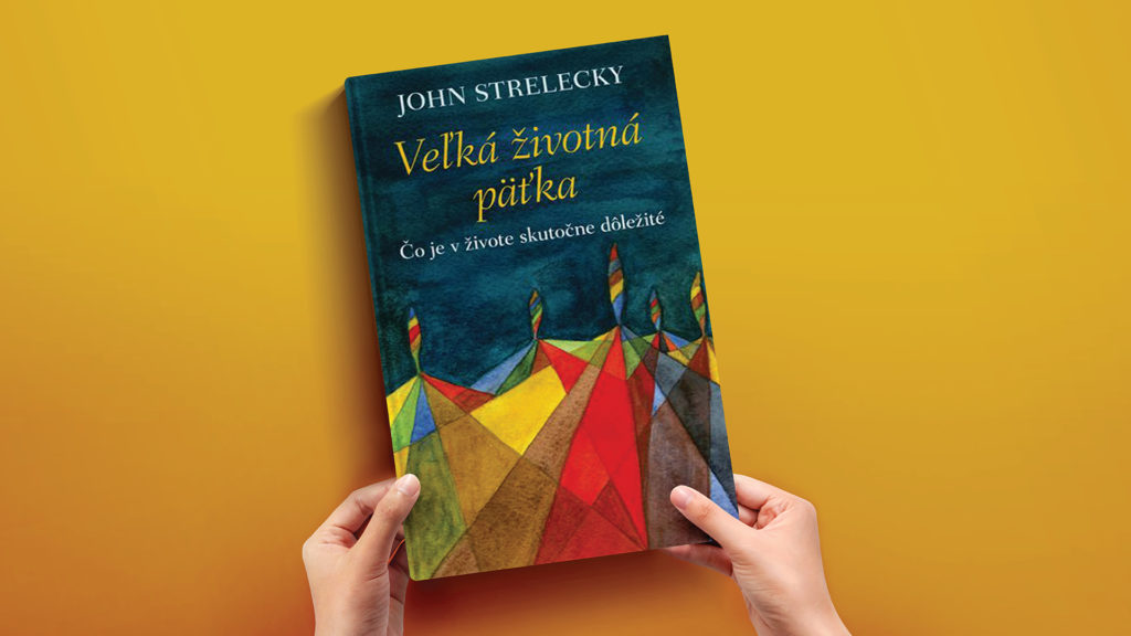 Obálka knihy Veľká životná päťka